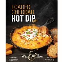 Wind & Willow Loaded Cheddar Hot Dip Mix