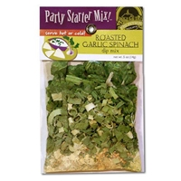 Frontier Roasted Garlic Spinach Dip Mix