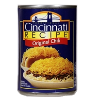 Cincinnati Recipe Cincinnati Recipe Original Chili 15oz Can