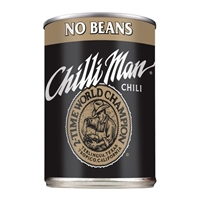 Chilli Man Chili With No Beans