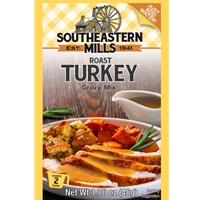 Southeastern Mills Turkey Gravy Mix 2 Cups