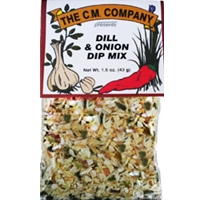 C. M. Company Dill & Onion Dip Mix