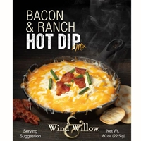 Wind & Willow Bacon Ranch Hot Dip Mix