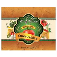 Wind & Willow Queso Salsa Mix