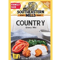 Southeastern Mills Country Gravy Mix 3 1/2 Cups