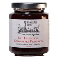 Old Fashioned Strawberry Preserves