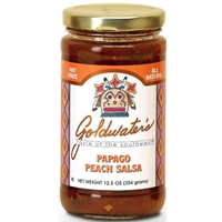 Papago Peach Salsa
