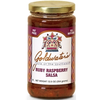 Ruby Raspberry Salsa