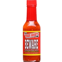Marie Sharp's Beware Hot Sauce 5 oz.