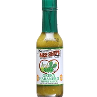 Green Habanero Hot Sauce 5 oz
