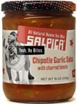 Salpica Garlic Chipotle Salsa with Charred Tomato