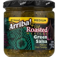 Arriba Mexican Green Salsa Medium