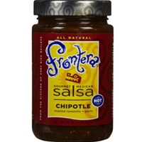 Frontera Chipotle Salsa Hot