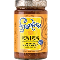 Frontera Roasted Habanero Salsa Hot