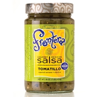 Frontera Tomatillo Salsa Medium