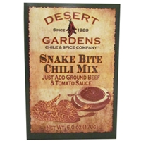 Desert Gardens Snake Bite Chili Mix