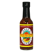 Dave's Roasted Pepper and Chipotle Hot Sauce