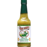 Marie, Sharps, Green, Habanero, Hot, Sauce, 10, oz