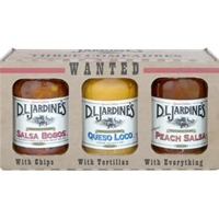 Jardine's Three Compadres Salsa Gift Box