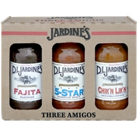 Jardine's Three Amigos Sauce Gift Box
