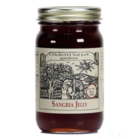 CHeRiTH VaLLeY gardens Sangria Jelly