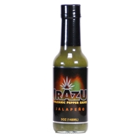 Irazu Volcanic Pepper Jalapeño Crushed Pepper Sauce