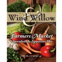 Wind and Willow Farmers Market Cheeseball & Appetizer Mix