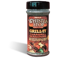 Whistle Stop Recipes Grill It Chargrill Seasoning