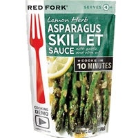 Red Fork Lemon Herb Asparagus Seasoning Sauce