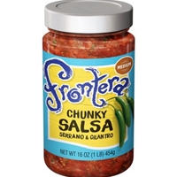 Frontera Red Tomato Salsa Mexicana Medium Salsa