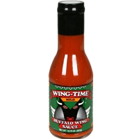 Wing-Time Mild with Parmesan Buffalo Wing Sauce
