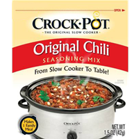 Crock-Pot Original Chili Seasoning Mix