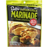 Frontera 3 Citrus Garlic Marinade For Chicken