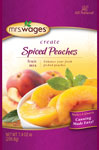 Mrs. Wages Spiced Peaches Fruit Mix