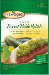 Mrs. Wages Quick Process Sweet Pickle Relish
