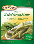 Mrs. Wages Dilled Green Beans Refrigerator Mix
