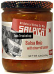 Salpica Salsa Roja with Charred Tomato