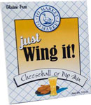 To Market-To Market Just Wing It! Cheesball & Dip Mix