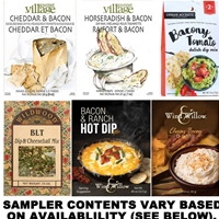 Bacon Dip Mix Sampler