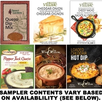 Cheese Dip Mix Sampler
