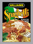 Williams Spaghetti Sauce Mix