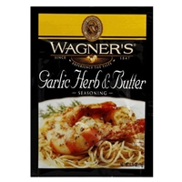 Wagner's Garlic Herb & Butter Sauce Mix