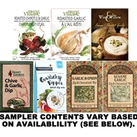Garlic Dip Mix Sampler