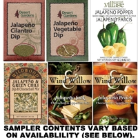 Horseradish Dip Mix Sampler