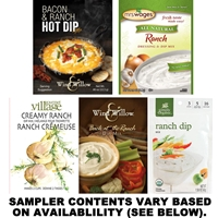 Ranch Dip Mix Sampler