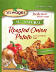 Mrs. Wages Roasted Onion Potato Seasoning Mix