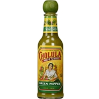 Cholula Green Pepper Hot Sauce 5oz