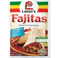 Lawry's Fajita Seasoning Mix