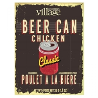 Gourmet du Village Classic Beer Can Chicken Seasoning