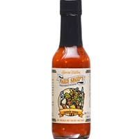 Marie Sharp's Smoked Habanero Hot Sauce 5 oz.